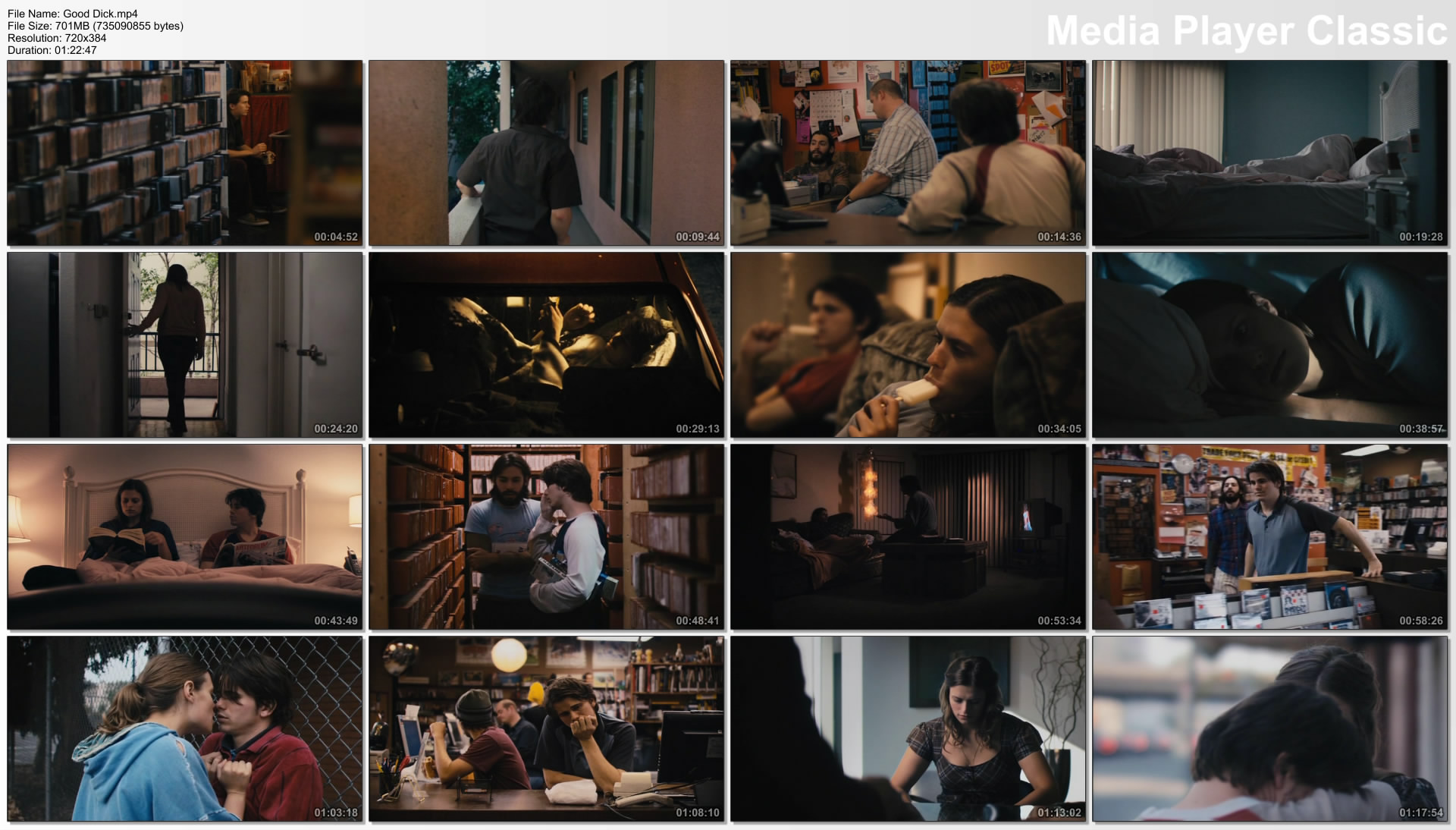 Good Dick 2008 DVDRip H264 AAC SecretMyth (Kingdom Release) preview 1