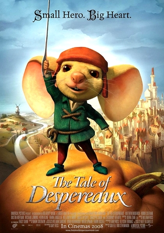 The Tale Of Despereaux 2008 R5 LINE H264 SecretMyth (Kingdom Release) preview 0