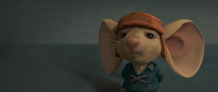 The Tale Of Despereaux 2008 R5 LINE H264 SecretMyth (Kingdom Release) preview 4