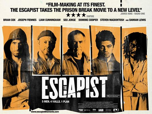 The Escapist 2008 DVDRip H264 AAC SecretMyth (Kingdom Release) preview 0
