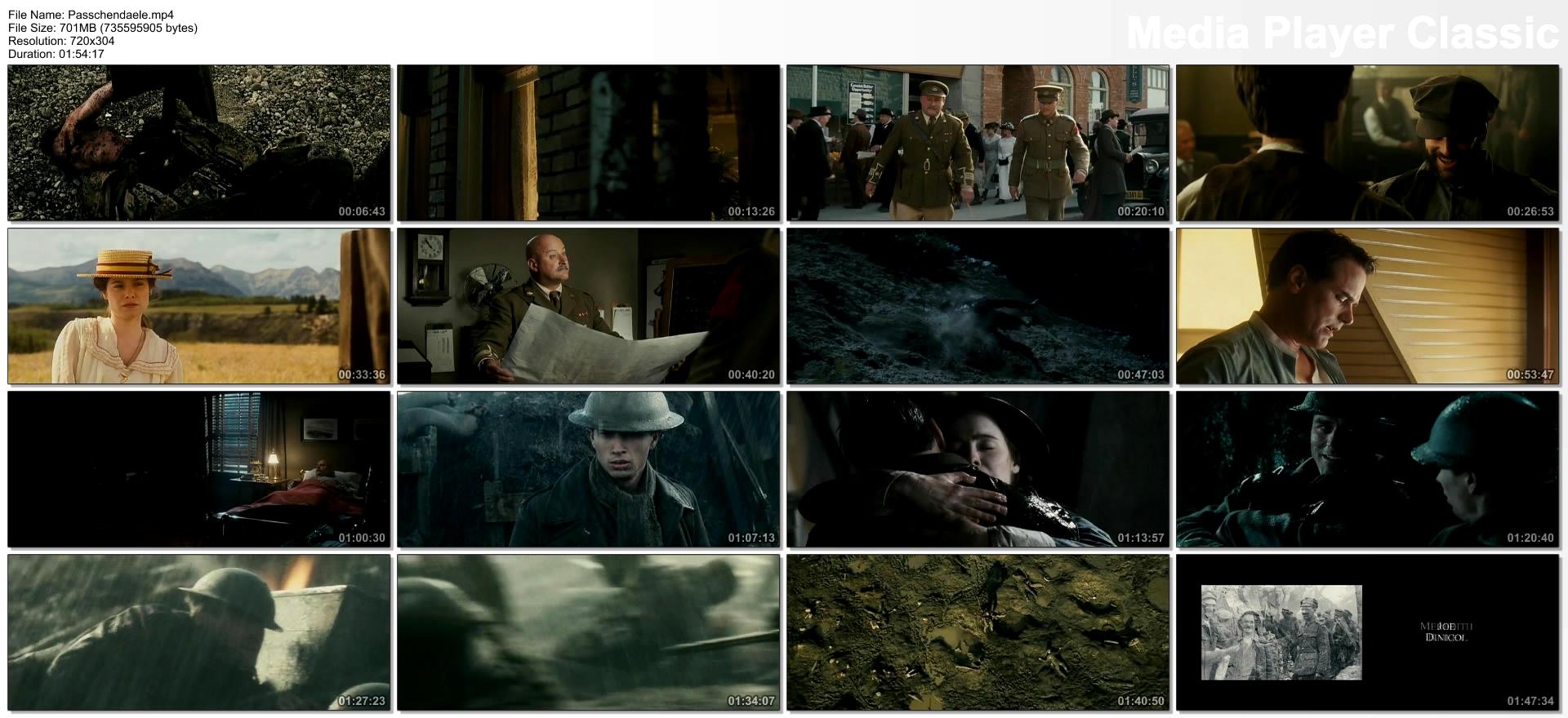 Passchendaele 2008 DVDRip H264 AAC SecretMyth (Kingdom Release) preview 1