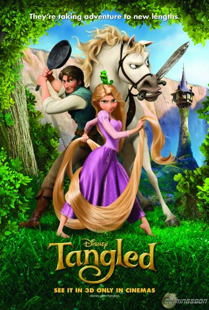 Tangled TC READNFO LiNE XViD